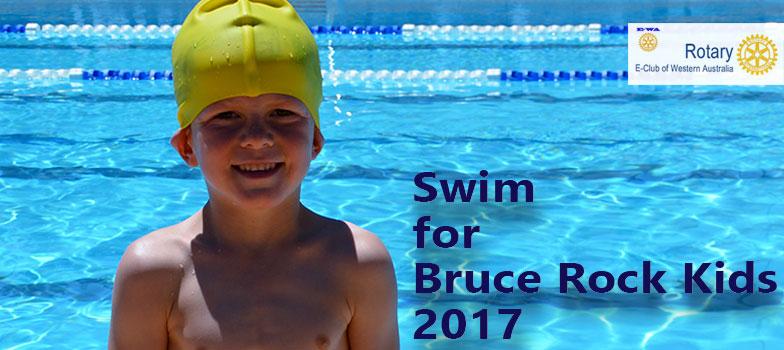 Swim for Bruce Rock Kids