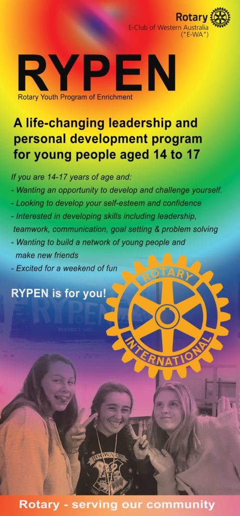 the banner we use to promote the RYPEN youth development program
